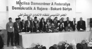 Rojava-federasyon-ilani
